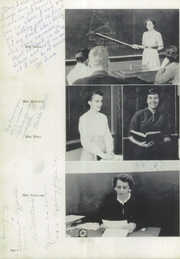 Page 12, 1950 Edition, Holston Valley High School - Criterion Yearbook (Bristol, TN) online yearbook collection
