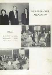Page 13, 1950 Edition, Holston Valley High School - Criterion Yearbook (Bristol, TN) online yearbook collection