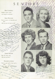 Page 17, 1950 Edition, Holston Valley High School - Criterion Yearbook (Bristol, TN) online yearbook collection