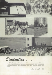 Page 7, 1950 Edition, Holston Valley High School - Criterion Yearbook (Bristol, TN) online yearbook collection