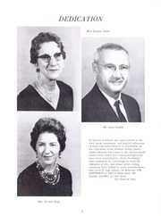 Page 10, 1963 Edition, Holston Valley High School - Criterion Yearbook (Bristol, TN) online yearbook collection