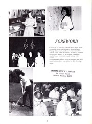 Page 6, 1963 Edition, Holston Valley High School - Criterion Yearbook (Bristol, TN) online yearbook collection
