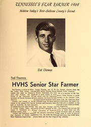 Page 7, 1968 Edition, Holston Valley High School - Criterion Yearbook (Bristol, TN) online yearbook collection
