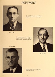 Page 9, 1968 Edition, Holston Valley High School - Criterion Yearbook (Bristol, TN) online yearbook collection