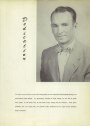 Page 7, 1955 Edition, Charlotte High School - Tiger Yearbook (Charlotte, TN) online yearbook collection