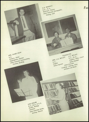 Page 10, 1956 Edition, Charlotte High School - Tiger Yearbook (Charlotte, TN) online yearbook collection