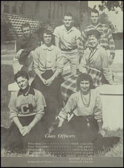 Page 14, 1956 Edition, Charlotte High School - Tiger Yearbook (Charlotte, TN) online yearbook collection