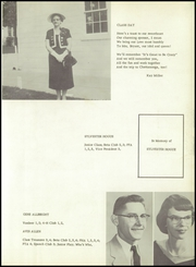 Page 15, 1956 Edition, Charlotte High School - Tiger Yearbook (Charlotte, TN) online yearbook collection