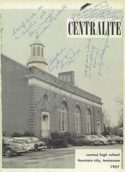 Page 5, 1957 Edition, Central High School - Centralite Yearbook (Fountain City, TN) online yearbook collection