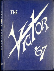 1967 Edition, Father Bertrand High School - Victor Yearbook (Memphis, TN)