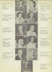 Page 11, 1949 Edition, Sumner County High School - Panther Yearbook (Portland, TN) online yearbook collection