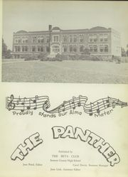 Page 7, 1949 Edition, Sumner County High School - Panther Yearbook (Portland, TN) online yearbook collection