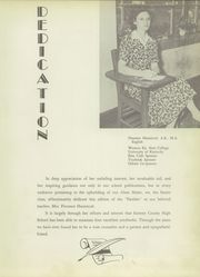 Page 9, 1949 Edition, Sumner County High School - Panther Yearbook (Portland, TN) online yearbook collection