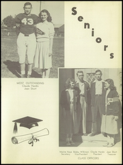 Page 15, 1950 Edition, Sumner County High School - Panther Yearbook (Portland, TN) online yearbook collection