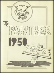Page 7, 1950 Edition, Sumner County High School - Panther Yearbook (Portland, TN) online yearbook collection