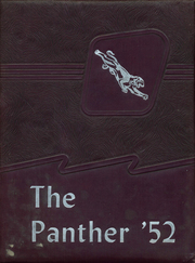 1952 Edition, Sumner County High School - Panther Yearbook (Portland, TN)