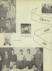 Page 12, 1952 Edition, Sumner County High School - Panther Yearbook (Portland, TN) online yearbook collection