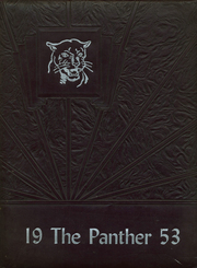 1953 Edition, Sumner County High School - Panther Yearbook (Portland, TN)