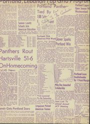 Page 3, 1953 Edition, Sumner County High School - Panther Yearbook (Portland, TN) online yearbook collection