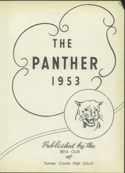 Page 5, 1953 Edition, Sumner County High School - Panther Yearbook (Portland, TN) online yearbook collection