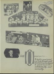 Page 7, 1953 Edition, Sumner County High School - Panther Yearbook (Portland, TN) online yearbook collection