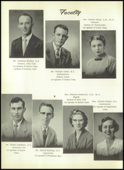 Page 12, 1957 Edition, Sumner County High School - Panther Yearbook (Portland, TN) online yearbook collection