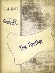 1958 Edition, Sumner County High School - Panther Yearbook (Portland, TN)