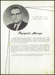 Page 11, 1959 Edition, Sumner County High School - Panther Yearbook (Portland, TN) online yearbook collection