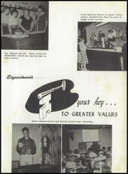 Page 17, 1959 Edition, Sumner County High School - Panther Yearbook (Portland, TN) online yearbook collection