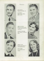 Page 13, 1955 Edition, Buchanan High School - Wildcat Yearbook (Buchanan, TN) online yearbook collection