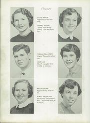 Page 14, 1955 Edition, Buchanan High School - Wildcat Yearbook (Buchanan, TN) online yearbook collection