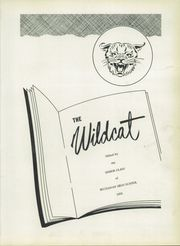 Page 5, 1955 Edition, Buchanan High School - Wildcat Yearbook (Buchanan, TN) online yearbook collection
