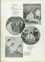 Page 6, 1955 Edition, Buchanan High School - Wildcat Yearbook (Buchanan, TN) online yearbook collection