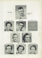 Page 9, 1955 Edition, Buchanan High School - Wildcat Yearbook (Buchanan, TN) online yearbook collection