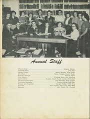 Page 10, 1953 Edition, Mary Hughes High School - Lion Yearbook (Piney Flats, TN) online yearbook collection