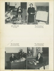 Page 12, 1953 Edition, Mary Hughes High School - Lion Yearbook (Piney Flats, TN) online yearbook collection