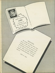 Page 6, 1953 Edition, Mary Hughes High School - Lion Yearbook (Piney Flats, TN) online yearbook collection