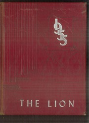 1955 Edition, Mary Hughes High School - Lion Yearbook (Piney Flats, TN)