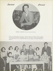 Page 10, 1955 Edition, Mary Hughes High School - Lion Yearbook (Piney Flats, TN) online yearbook collection