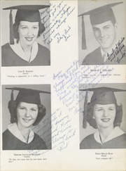 Page 17, 1955 Edition, Mary Hughes High School - Lion Yearbook (Piney Flats, TN) online yearbook collection