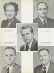 Page 8, 1955 Edition, Mary Hughes High School - Lion Yearbook (Piney Flats, TN) online yearbook collection