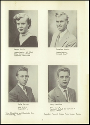 Page 11, 1954 Edition, Petersburg High School - Bulldog Yearbook (Petersburg, TN) online yearbook collection