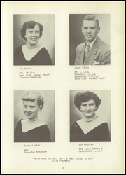 Page 13, 1954 Edition, Petersburg High School - Bulldog Yearbook (Petersburg, TN) online yearbook collection