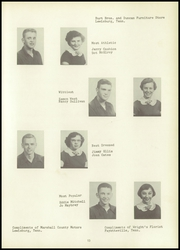 Page 17, 1954 Edition, Petersburg High School - Bulldog Yearbook (Petersburg, TN) online yearbook collection