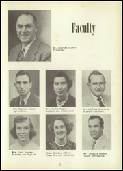 Page 7, 1954 Edition, Petersburg High School - Bulldog Yearbook (Petersburg, TN) online yearbook collection