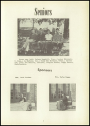 Page 9, 1954 Edition, Petersburg High School - Bulldog Yearbook (Petersburg, TN) online yearbook collection