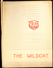 1961 Edition, Minor Hill High School - Wildcat Yearbook (Minor Hill, TN)