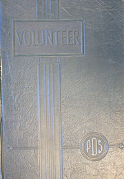 1935 Edition, Peabody Demonstration School - Volunteer Yearbook (Nashville, TN)