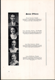 Page 13, 1935 Edition, Peabody Demonstration School - Volunteer Yearbook (Nashville, TN) online yearbook collection