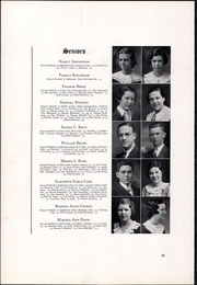 Page 14, 1935 Edition, Peabody Demonstration School - Volunteer Yearbook (Nashville, TN) online yearbook collection